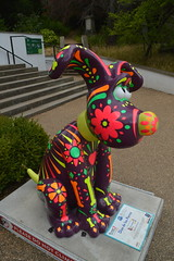 Dias de los Perros at Arnos Vale (CoasterMadMatt) Tags: gromitunleashed2 gromitunleashed gromitunleashed2018 gromit unleashed 2 gromitunleashedtrail trail wallaceandgromit wallacegromit wallace aardman figures statues exhibition publicartexhibition public art artworks thegrandappeal grandappeal grand appeal charity sculptures sculpture model models gromits gromitsculptures gromitmodels no53 number53 no number 53 diasdelosperros dias perros gavinstrange dayofthedeadfestival easttrail arnosvale arnos vale cemetary graveyard bristol cityofbristol city southwestengland southwest england britain greatbritain great gb unitedkingdom united kingdom uk europe july2018 summer2018 july summer 2018 coastermadmattphotography coastermadmatt photos photographs photography nikond3200