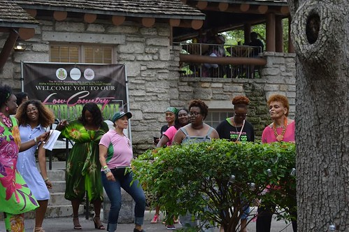 Alpha Kappa Alpha Sorority, Inc, Gamma Zeta Omega Chapter, WISH Foundation held its first annual Low Country Southern Boil @ Greynolds Park