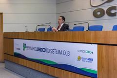 2º Seminário Jurídico do Sistema OCB-0297 (Sistema OCB) Tags: cncoop cooperativismo ocb sescoop asjur juridico barroso stf justiça seminário constituição federal cf88
