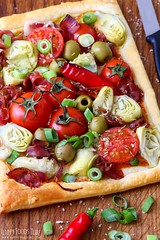Artichoke Tart with Prosciutto and Spring Onion (katalaynet) Tags: follow happy me fun photooftheday beautiful love friends