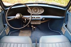 Austin Mini Mk1 Super De Luxe (1966)