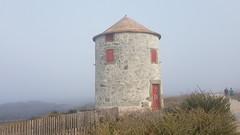 Camino Portugues de la Costa (landeicgn) Tags: turm torre tower nieblas nebel fog küste coast costa camino jakobsweg santiago james way walk