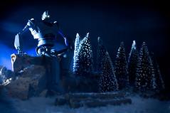 Iron giant (filipposartoris) Tags: iron giant meka gokin sentinel filippo sartoris action figure toy toys night amerian films anime catoons japan photo day celebrity