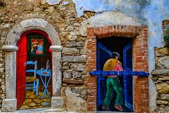 Olimpi Village, Chios Island, Greece (Ioannisdg) Tags: chios summer greek olimpivillage igp island flickr greece vacation travel ioannisdgiannakopoulos ioannisdg olimpi decentralizedadministrationof decentralizedadministrationoftheaegean gr