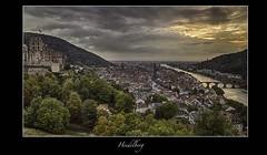 Heidelberg (vonhoheneck) Tags: heidelberg schloss ruine badenwürttemberg schölkopf schoelkopf canon eos6d neckar universitätsstadt herbst fall ruin castle
