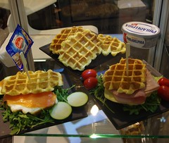 Sial 2018 (73) (jlfaurie) Tags: salon international alimentation sial 2018 octobre octubre october food show alimentacion france francia villepinte pain panaderia pan bread bakery drinks alimentaire
