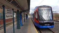 18i814_Meadowhall (Felixjaz) Tags: meadowhallinterchange 2018 class399 tramtrain supertram tram 399203