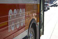 Old Colors (imartin92) Tags: sanfrancisco municipal railway california muni trolley bus coach trolleybus transit logo
