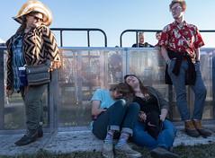crowd (Scott Saltzman / Barefoot Photography) Tags: voodoo2018 crowd fence music neworleans sleepers la