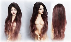 ready wig for sale (SophyMolly) Tags: bjd balljoineddoll abjd al