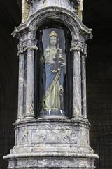 Virgen Blanca (White Virgin), Vitoria-Gasteiz, Spain (rickwarner) Tags: país vasco vitoriagasteiz gasteiz spain vitoria
