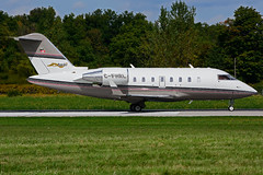 C-FHRL (Jetport) (Steelhead 2010) Tags: bizjet yhm creg jetport cfhrl cl604 chellenger