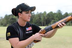 G18A0011 (U.S. Army Marksmanship Unit) Tags: amberenglish skeet usamu shotgun