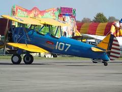 N62658 Boeing PT17 Stearman (c/n 75-4270) Kemble (andrewt242) Tags: n62658 boeing pt17 stearman cn 754270 kemble
