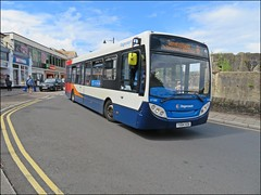 Stagecoach YX64VOA 37180 (2) (welshpete2007) Tags: stagecoach adl enviro 200 yx64voa 37180