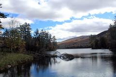 Chittenden, Vermont - 10/16/18 (myvreni) Tags: vermont autumn fall nature outdoors pond lake landscape