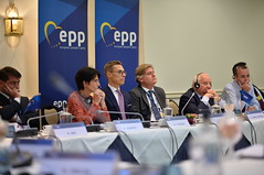 EPP Summit, Brussels, 17 October 2018 (More pictures and videos: connect@epp.eu) Tags: eppsummit brussels 17october2018 epp summit european people party belgium october 2018 dara murphy marianne thyssen alexander stubb joseph daul antonio lópezistúriz lopezisturiz manfred weber
