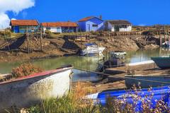 Ancien port ostréicole de  La Grève... (josettegoyer) Tags: fabuleuse