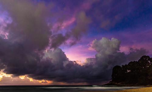 Thailand dusk