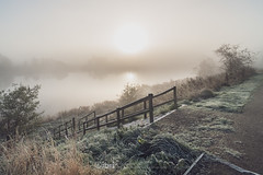 Fog - 29 Oct 2018 - 06 (ibriphotos) Tags: frost fvcsteps riverforth morning ice weather stirling forthvalleycollege