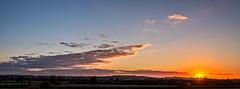 Leicesershire Landscape (Peter Leigh50) Tags: leicestershire landscape langton langtons landschaft sky clouds sun fujifilm fuji xt2 panorama