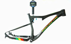 Konstructive AMMOLITE DREAM BIKES Built Kit Components, Parts,  Wheels and Functional Bike Wear.