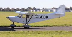 ICP MXP-740 Savannah Jabiru(5) G-CECK Lee on Solent Airfield 2018 (SupaSmokey) Tags: icp mxp740 savannah jabiru5 gceck lee solent airfield 2018