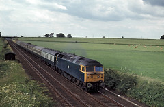Dry Doddington 47514 up June 79 J6514 (DavidWF2009) Tags: drydoddington class47 ecml
