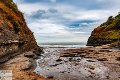 NYBH_DSC1095 (Nick Woods Photography) Tags: landscape coast clevelandway nt nationaltrust nationaltrustbogglehole yorkshire northyorkshire northyorkshirecoast bogglehole sea seascape seashore seaside seawater seacliffs rocks rockpools tide