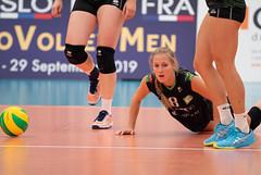 P2149054 (roel.ubels) Tags: sliedrecht sport topsport volleybal volleyball uvc holding graz cev champions league debasis