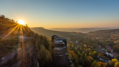 Tisá (svehla.jiri) Tags: nikond7200 sigma1020mm sigma1020f35 sigma sigma1020 tschechien grenze česko čechy českárepublika tisá krušné hory krusne ráno rano morgen sun sunset sunrise sonnenaufgang sonne nature přiroda priroda natur