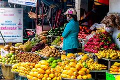 Phu Quoc, Vietnam (Kevin R Thornton) Tags: d90 phuquoc market nikon travel street people shop vietnam fruit food duongdong thànhphốphúquốc tỉnhkiêngiang vn