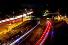Grosvenor Strathmore Station (gogol.ghosh) Tags: metro lights night longexposure