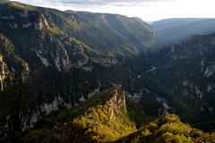 Les Gorges du Tarn depuis le Point Sublime (Michel Seguret Thanks for 13.4 M views !!!) Tags: france automne autumn fall michelseguret nikon d800 pro lozere gorgesdutarn