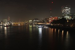 From Tower Bridge (NovemberAlex) Tags: colour london cityscape urban architecture water light