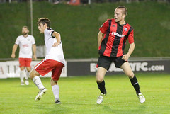 Lewes 2 Kings Langley 1 FAC replay 26 09 2018-171.jpg (jamesboyes) Tags: lewes kingslangley football nonleague soccer fussball calcio voetbal amateur facup tackle pitch canon 70d dslr