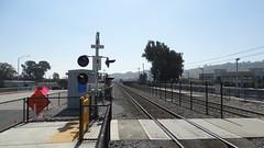 HillsdaleStation22SEP18 10 (By Air, Land and Sea) Tags: train rail railway railroad station depot suburban commuter california caltrain hillsdale sanmateo sanfrancisco pcs peninsulacommuteservice