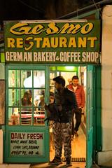 german bakery & coffee shop (DeCo2912) Tags: coffee shop café leh ladakh india jammu kashmir himalaya night light