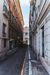 Nice (FOXTROT|ROMEO) Tags: nizza nice street church cathedral city france provence cote da zur