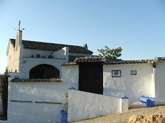 Entrada (brujulea) Tags: brujulea casas rurales zagrilla alta cordoba ermita entrada