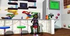 Paper Avis & Gaming Room (Morrigan Fang) Tags: mooh the gacha life junk food sanarae event circa ot dazzling designs ar ubran jungle dd ali