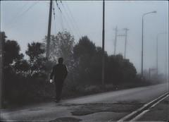 * (PattyK.) Tags: ioannina giannena giannina october morning autumn fog epirus ipiros balkans hellas ellada greece grecia griechenland street man walking alone foggymorning ιωάννινα γιάννενα ήπειροσ ελλάδα βαλκάνια ομίχλη οκτώβριοσ φθινόπωρο άνθρωποσ άντρασ δρόμοσ snapseed nikond3100