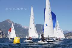 DSC07262cns_vorwind (Topher_MUC) Tags: drachen drachenklasse sailing segeln segelsport regatta gardasee italy trentino circolovelatorbole hansdetmar wagnercup