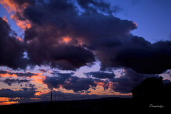 Clouds and Sunset (Anavicor) Tags: cloud cielo nube nuage nuvola wolke sky himmel nwn martesdenubes tuesdayclouds nicewonderfultuesdayclouds sunset atardecer crepúsculo linares andalucía spain españa