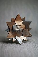 Star (talina_78) Tags: origami hexagon star