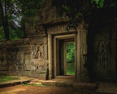 #8654Angkor Wat wall