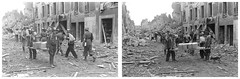 LC000626-375-montage (Michel Le Querrec) Tags: wwii ww2 battleofnormandy caen calvados