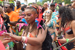 DSC_8503 (photographer695) Tags: notting hill caribbean carnival london exotic colourful costume girls dancing showgirl performers aug 27 2018 stunning ladies