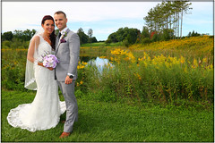 """Happily Married (Darrell Colby """" You Call The Shots """") Tags: happy married bride groom weddingday darrellcolby"""