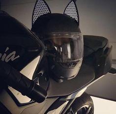 Cat Ear Helmet by @l (BikerKarl2018) Tags: cat ear helmet by l badass motorcycle store biker stuff motorcycles